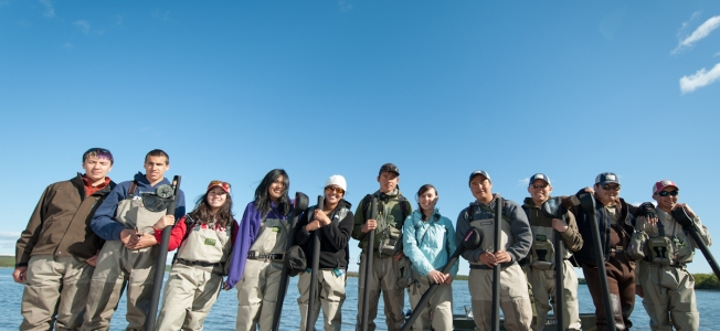 Bristol Bay Fly Fishing & Guide Academy